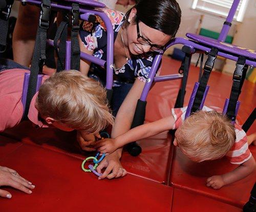 children with brain injuries