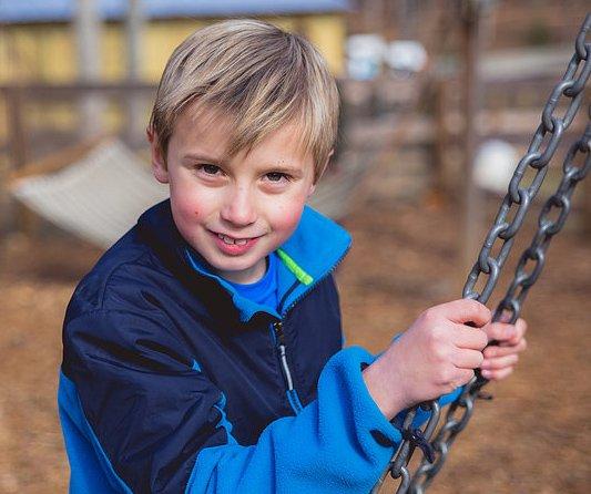 children with full spectrum autism