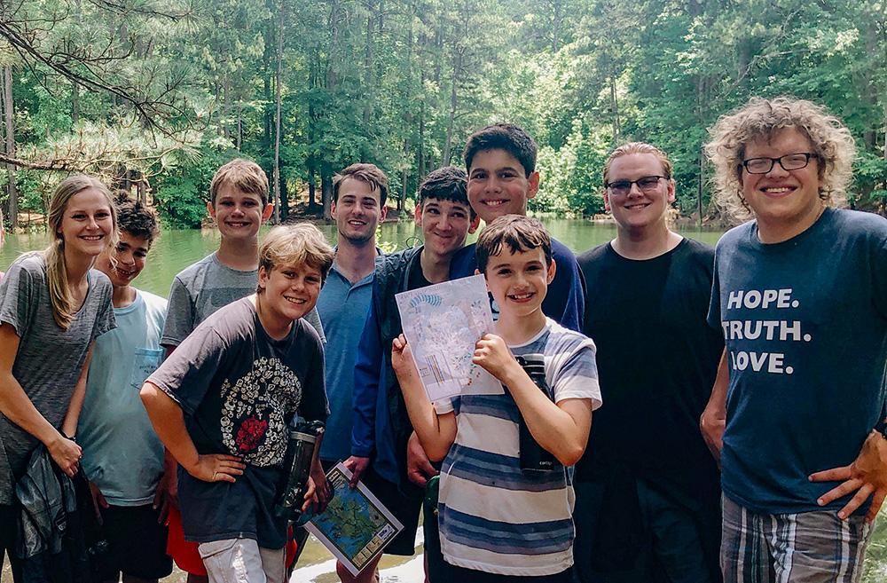 Jacob's Ladder River Hike